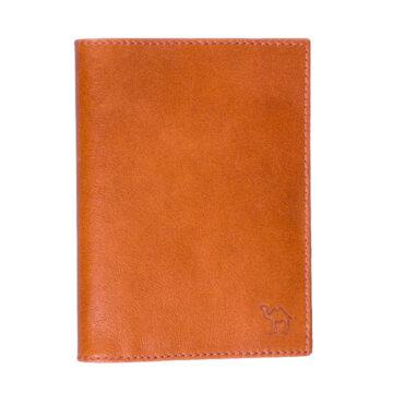 Обложка с пласт блок Camel рыжий Dimanche