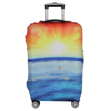 Чехол для чемодана L Fabretti