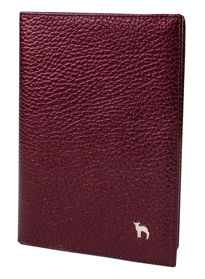 Обложка для паспорта ДАНДИ бронзовый MUMI MUMI