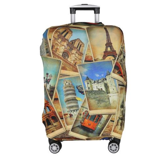 Чехол для чемодана Fabretti