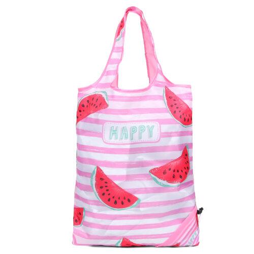 Сумка женская пляжная розовый Fabretti