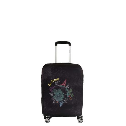 Чехол для чемодана S Fabretti